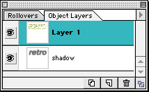 Object layers
