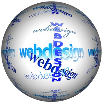 web-design-globe