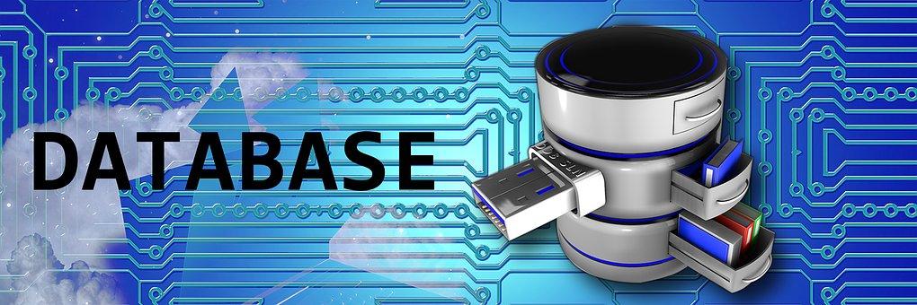 Databases Behind Shops