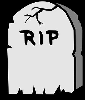 RIP-headstone