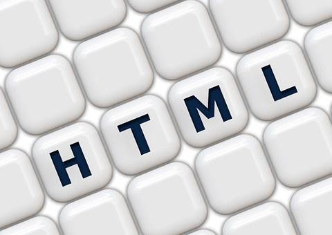 html-on-keyboard