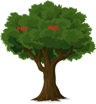 php-and-xml-tree