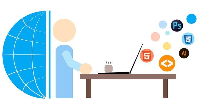web-designer-at-work